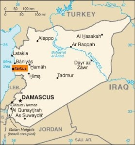 Syria: Intervention Inevitable   syriaTartus