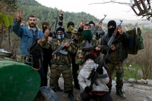 Syria: Seeking a Convenient Casus Belli FSA